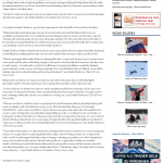 Dmitri Chavkerov | Leaving Money on the Table | Press Release in Anchorage Daily News