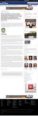 Dmitri Chavkerov | Speculator Attitude - Business Journal of Phoenix - Greed Factor