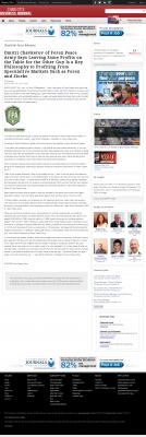 Dmitri Chavkerov | Speculator Attitude - Charlotte Business Journal - Greed Factor