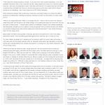 Dmitri Chavkerov | Leaving Money on the Table | Press Release in Charlotte Business Journal