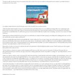 Dmitri Chavkerov | Leaving Money on the Table | Press Release in Cincinnati Enquirer