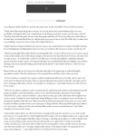 Dmitri Chavkerov | Leaving Money on the Table | Press Release in Daily Breeze (Torrance, CA)