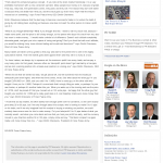 Dmitri Chavkerov | Leaving Money on the Table | Press Release in Dallas Business Journal