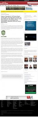 Dmitri Chavkerov | Speculator Attitude - Houston Business Journal - Greed Factor