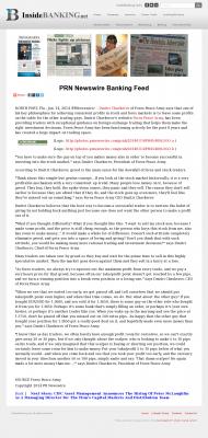 Dmitri Chavkerov | Speculator Attitude - Inside Banking - Greed Factor