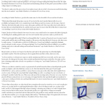 Dmitri Chavkerov | Leaving Money on the Table | Press Release in Island Packet (Bluffton, SC)