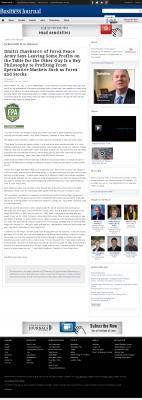 Dmitri Chavkerov | Speculator Attitude - Jacksonville Business Journal - Greed Factor