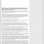 Dmitri Chavkerov | Leaving Money on the Table | Press Release in KAZT IND-7 (Phoenix/Prescott, AZ)