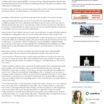 Dmitri Chavkerov   Leaving Money on the Table   Press Release in Sun Herald (Biloxi, MS)