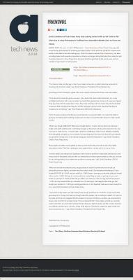 Dmitri Chavkerov | Speculator Attitude - Tech News Arm - Greed Factor