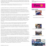 Dmitri Chavkerov | Leaving Money on the Table | Press Release in The State (Columbia, SC)