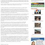Dmitri Chavkerov   Leaving Money on the Table   Press Release in Tribune (San Luis Obispo, CA)