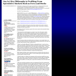Dmitri Chavkerov | Leaving Money on the Table | Press Release in WAFF NBC-48 (Huntsville, AL)