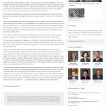 Dmitri Chavkerov | Leaving Money on the Table | Press Release in Washington Business Journal