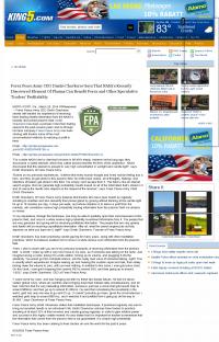 Forex Peace Army | Benefits of Plasma- KING-TV NBC-5 (Seattle, WA) - Forex Trading