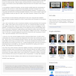 Forex Peace Army | Profit From NASA's Plasma Discovery | Press Release in Tampa Bay Business Journal