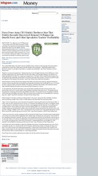 Forex Peace Army | Benefits of Plasma- Worcester Telegram & Gazette - Forex Trading